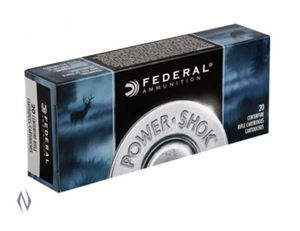Picture of FEDERAL 243 WIN 100GR SP POWER-SHOK 20 PACK
