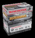 "Picture of WINCHESTER BUSHMAN 12G 6 2-3/4"" 34GM"