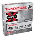 """Picture of WINCHESTER SUPER X 410G OOO 2-1/2"""" 3 PELLET"""