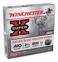 """Picture of WINCHESTER SUPER X 410G RIFLED SLUG 2-1/2"""" 6GM"""