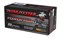 Picture of WINCHESTER POWER POINT 22LONG RIFLE 40GR HOLLOW POINT COPPER PLATED