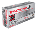 Picture of WINCHESTER SUPER X 204 RUGER 34GRAIN HOLLOW POINT
