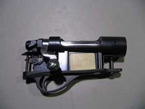 """Picture of REMINGTON 600 SECOND HAND CENTREFIRE """"ACTION ONLY"""""""