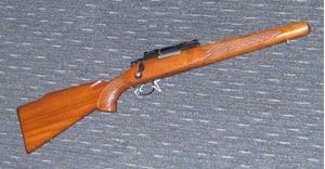 """Picture of REMINGTON 700 222 SECOND HAND CENTREFIRE """"ACTION & STOCK ONLY"""""""